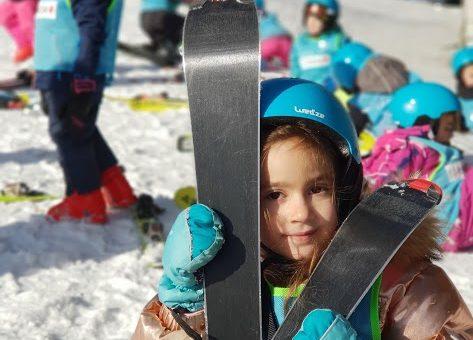 Škola skijanja – kako pripremiti dijete ?